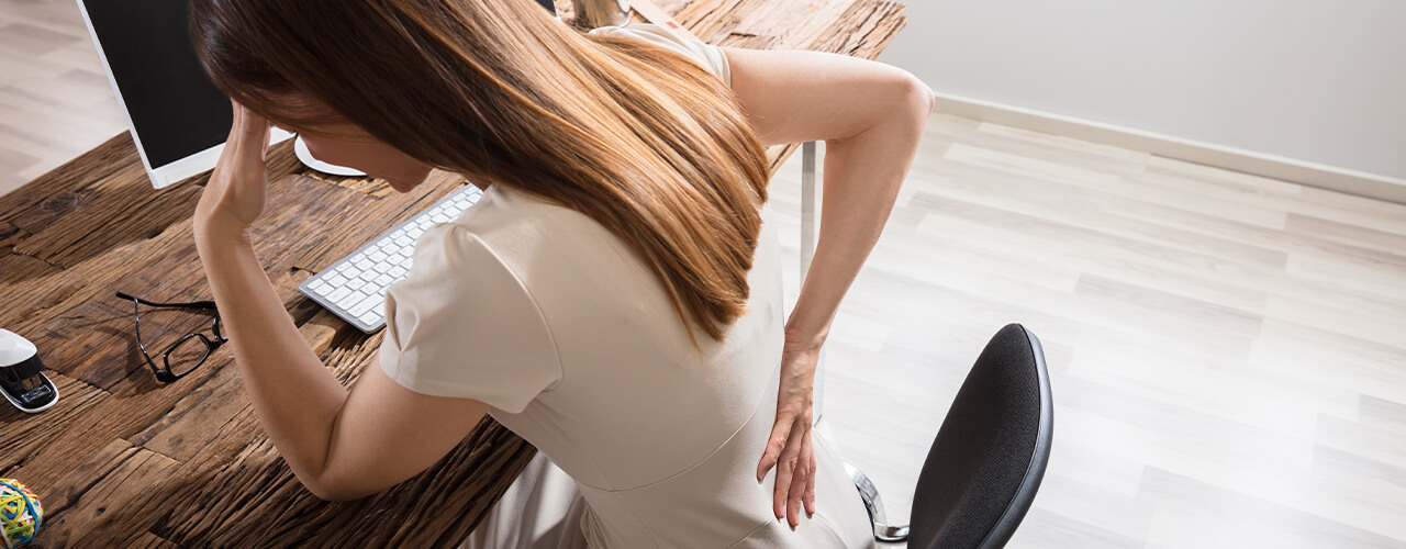 Relieve Lower Back Pain Milton, ON